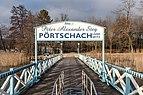 Pörtschach Halbinselpromenade Landspitz Schiffslandesteg 10012018 2237.jpg