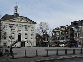 Zundert - Zundert city hall in 2010