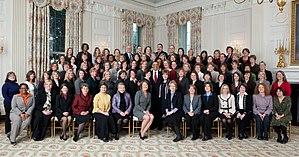 Susan Kunze - Susan Kunze with President Barack Obama and 2008 PAEMST Winners