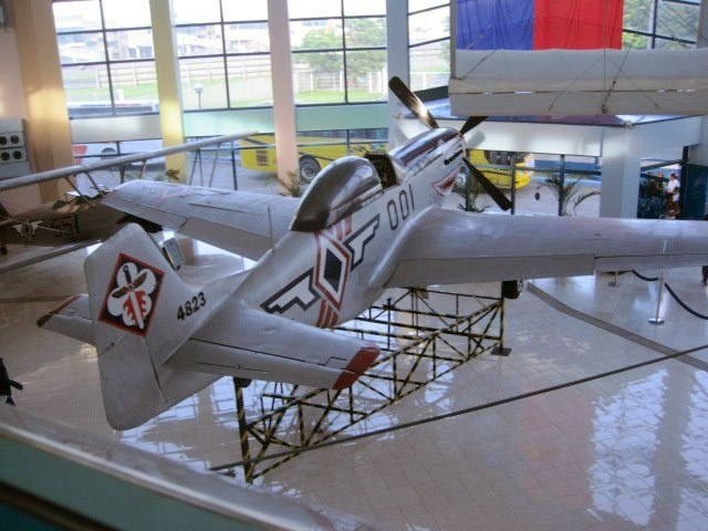 PAF P-51 Mustang