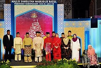 Kedah - Sultan of Kedah