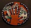 Pablo Picasso - Hands on Fish Mains au poisson (1953) (51151685099).jpg