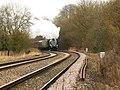 Paddington to the West Country railway, near Great Bedwyn - geograph.org.uk - 1706412.jpg