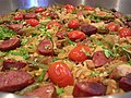 Paella with Chorizo and Roast Chicken.jpg