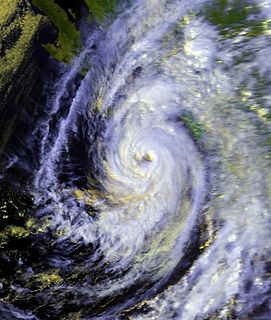 Hurricane Paine (1986) Category 2 Pacific hurricane in 1986