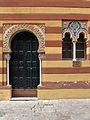 Palacio de Orleáns y Borbón, Sanlúcar de Barrameda. Pormenor.jpg
