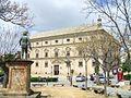 Palacio de Vázquez de Molina o de las Cadenas, sede del Ayuntamiento de Úbeda 03.jpg