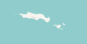 Palagruža Islands Map.png