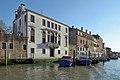 Palazzo Marcello Toderini e Palazzo Zen Canal Grande Santa Croce Venezia.JPG