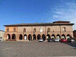 Palazzo Pallavicino (Zibello) - facciata 2019-06-18.jpg