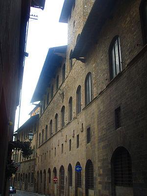 Palazzo Mozzi - Palazzo Mozzi