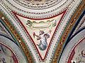 Palazzo di sforza almeni, sala con affreschi, grottesche 12.JPG