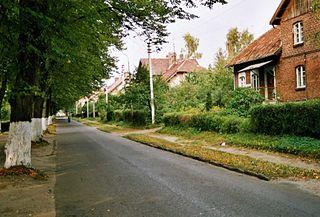 Yantarny, Kaliningrad Oblast Urban-type settlement in Kaliningrad Oblast, Russia