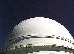 Palomar Observatory - Hale Telescope Dome
