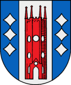 Coat of arms of the municipality of Panker