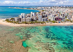 Panorama de Maceió