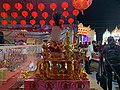 Paper craft works for the Deities on the Yuanjiao Festival of Nanliao Fumei Temple.jpg