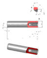 Parallel pin internal thread DIN EN ISO8733 sideview 3D.png