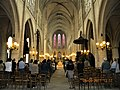 Paris, France. EGLISE SAINT GERMAIN L'AUXERROIS (Interior) (PA00085796).jpg
