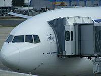F-GZNG - B77W - Air France