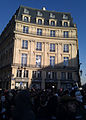 Paris - anti ACTA protest 11 February 2012 - hôtel de L'Hospital.jpg