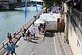Paris Plages 2016 sur la Voie Pompidou à Paris le 14 août 2016 - 07.jpg