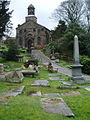 Parish Church of St John the Divine, Holme Chapel - geograph.org.uk - 770585.jpg