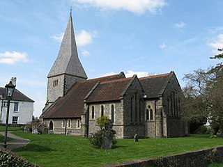 Graffham Human settlement in England
