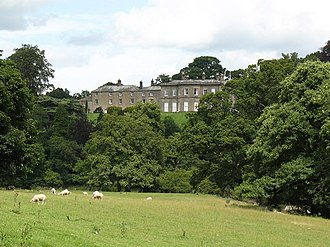 Robin Hill, 8th Marquess of Downshire - Clifton Castle, North Yorkshire