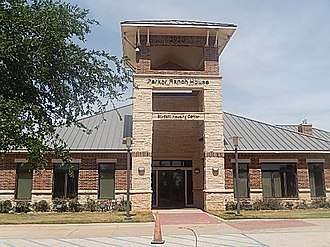 University of Texas of the Permian Basin - Parker Ranch House Building