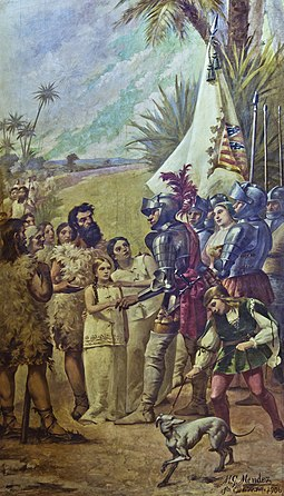 The conquest of the Canary Islands (1402-1496) Parlamento 04.jpg