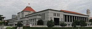 Parliament House, Singapore - Parliament House, Singapore