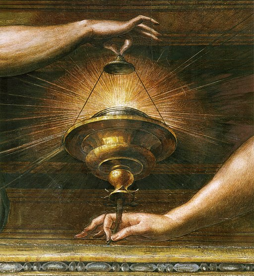 Parmigianino, affreschi steccata 09