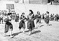 Partit de bàsquet al camp Trullàs (Alginet, Ribera Alta, País Valencià) 1956.jpg