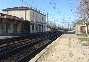 Gare de Pas-des-Lanciers - Gare de Pas-des-Lanciers