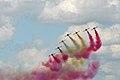 Patrulla Aguila (Spanish Air Force) (3643654737).jpg
