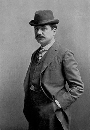 Paul Bourget - Paul Bourget in 1899