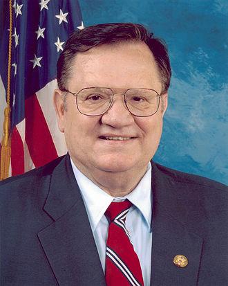 Paul Gillmor - Image: Paul Gillmor, official Congressional photo
