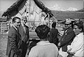 Peace Corps Director Sargent Shriver visits a village in Nepal in 1964 - 031 490-D-14-001.jpg