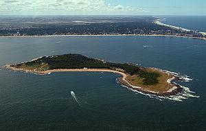 Gorriti Island - Gorriti Island, Uruguay