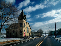 Chillisquaque Presbyterian and Pottsgrove in the township