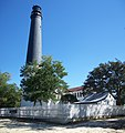 Pensacola FL lighthouse sq pano01.jpg