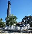 Pensacola FL lighthouse sq pano01.jpg