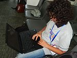 People at Wikimedia CEE Meeting 2016, Day 3, ArmAg (19).jpg