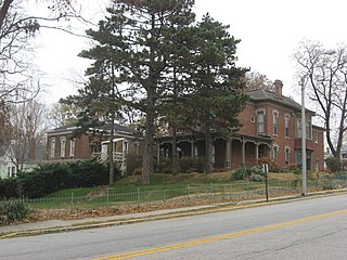 Perrin Historic District United States historic place