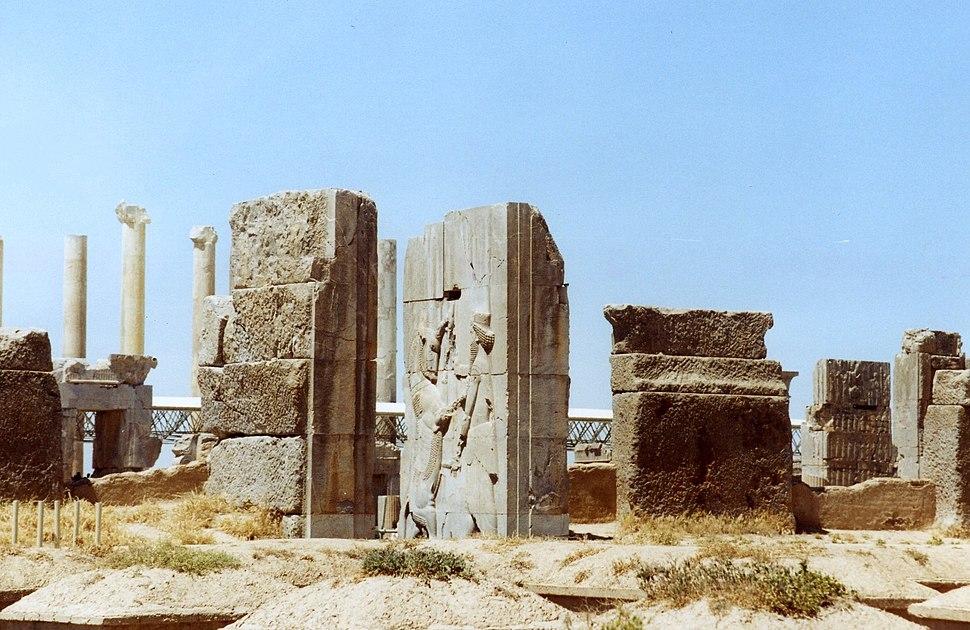 Persepolis king P100C