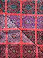 Persian Silk Brocade - Bergamot Armlet - Seyyed Hossein Mozhgani - 1972.jpg