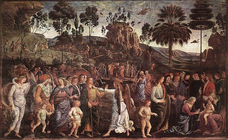 קפלה ססיטנית- משה