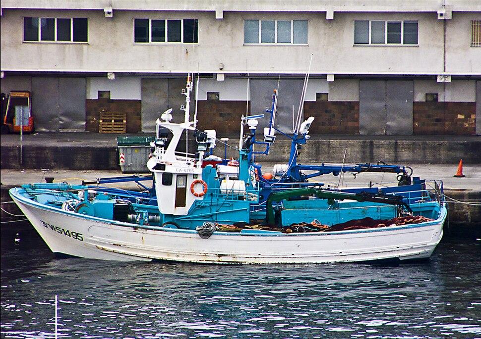Pesqueiro de baixura, Vigo