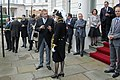 Peter Ammon and Anna Clunes 20141105 1.jpg